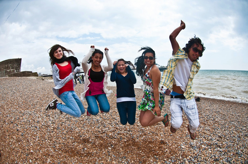 Brighton with Oxford School of English