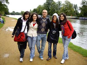 Social programme Oxford School of English