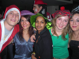 Christmas Party Oxford School of English