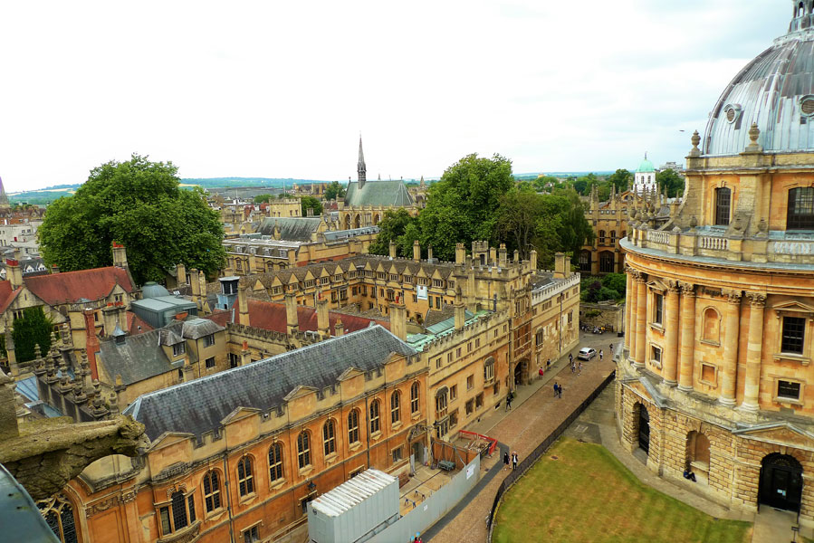 University Summer Courses at Brasenose College